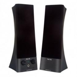 NGS Black Rook 2.0 altoparlante 1-via 2 W Nero Cablato