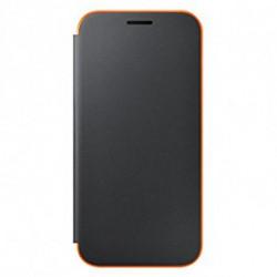 Samsung EF-FA320 custodia per cellulare Custodia a libro Nero