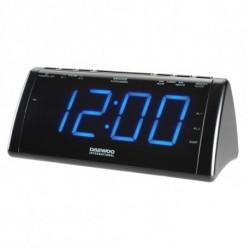 Daewoo Radiosveglia con proiettore LCD 222932 USB