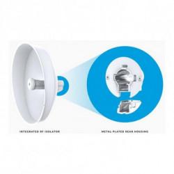 UBIQUITI Punto de Acceso PBE-M5-400-ISO PowerBeam Airmax 5 GHz