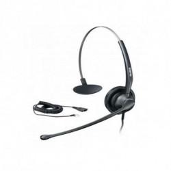 Yealink Auriculares con Micrófono YHS33