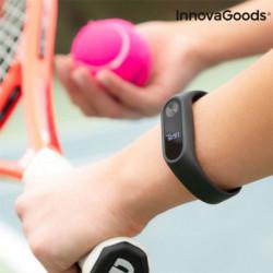 InnovaGoods Pulsera de Actividad Fitness