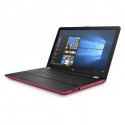 HP 15-bs505ns Noir, Rouge Ordinateur portable 39,6 cm (15.6) 1366 x 768 pixels Intel® Core™ i5 de 7e génération i5-7200U 8 G...