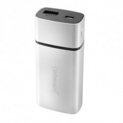 INTENSO Power Bank AATBPT0138 5200 mAh Silver