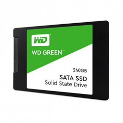 Western Digital Disque dur WDS240G2G0A 240 GB SSD SATA 3