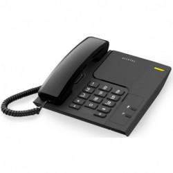 Alcatel Landline Telephone TEMPORIS T-26 LED Black