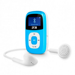SPC Firefly Lettore MP3 Blu 8 GB 8668A