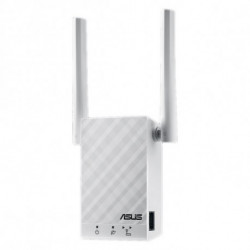 ASUS RP-AC55 1200 Mbit/s Repetidor de red Blanco