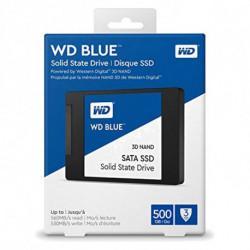 Western Digital Disque dur WDS500G2B0A 2.5 500 GB SSD