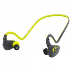 Energy Sistem Auriculares Deportivos MAUAMI0595 Bluetooth Amarillo