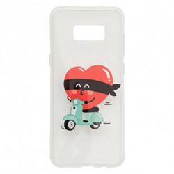 Mr. Wonderful Capa para Telemóvel Samsung S8+ MRCAR100 Vespa