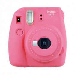 Fujifilm Instant Photo Appliances Instax Mini 9 Rosa