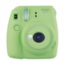 Fujifilm Appreil Photo Instantané Instax Mini 9 Citron