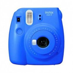 Fujifilm Appreil Photo Instantané Instax Mini 9 Bleu électrique