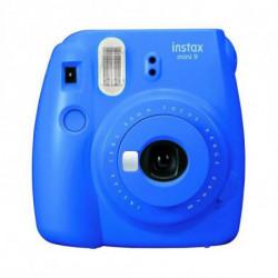 Fujifilm Cámara Instantánea Instax Mini 9 Azul eléctrico