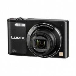 Panasonic Caméra photo compacte DMC-SZ10 Noir