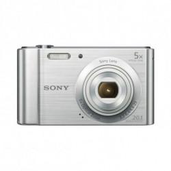 Sony Kompaktkamera DSCW800S Silber