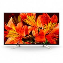 Sony KD65XF8596 165,1 cm (65) 4K Ultra HD Smart TV Wi-Fi Preto