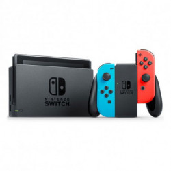 Nintendo Switch 32 GB Blau Rot