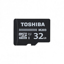 Toshiba THN-M203K0320EA mémoire flash 32 Go MicroSDXC Classe 10 UHS-I