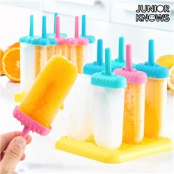 Junior Knows Ice Cream Mould Set (13 Pieces)