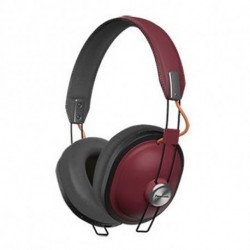 Panasonic Auricolari Bluetooth RP-HTX80BE-R Rosso