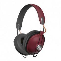 Panasonic Bluetooth Headphones RP-HTX80BE-R Red