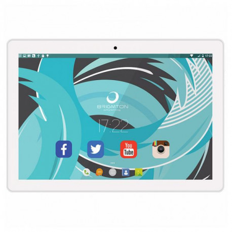 Brigmton BTPC-1024QC-B tablet Allwinner A64 16 GB White Tablets