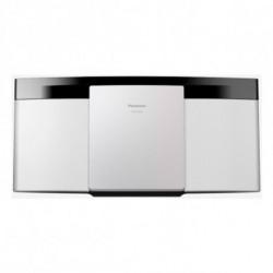 Panasonic Mini impianto Stereo SCHC200EGW HiFi Bluetooth 20W Bianco