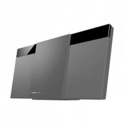 Panasonic Micro-Hi-Fi-System SCHC300EGK HiFi Bluetooth 20W Schwarz