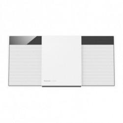 Panasonic Mini impianto Stereo SCHC300EGW HiFi Bluetooth 20W Bianco