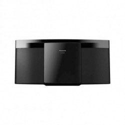 Panasonic Mini impianto Stereo SCHC200EGK HiFi Bluetooth 20W Nero