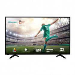 Hisense TV intelligente 32A5600 32 HD DLED WIFI Noir