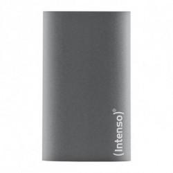 INTENSO Disco Duro Externo 3823440 256 GB SSD 1.8 USB 3.0 Antracite