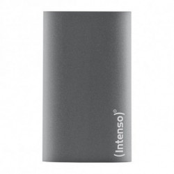 INTENSO Disque Dur Externe 3823440 256 GB SSD 1.8 USB 3.0 Anthracite