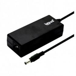 iggual IGG315514 adaptador e inversor de corriente Interior 65 W Negro