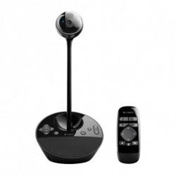 Logitech BCC950 ConferenceCam Webcam 1920 x 1080 Pixel USB 2.0 Schwarz
