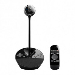 Logitech BCC950 ConferenceCam webcam 1920 x 1080 pixels USB 2.0 Noir