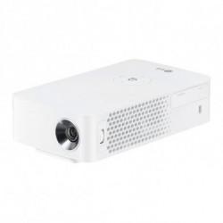 LG PH30JG vidéo-projecteur 250 ANSI lumens DLP 720p (1280x720) Projecteur de bureau Blanc