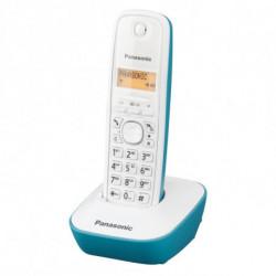 Panasonic Wireless Phone KX-TG1611SPC DECT White