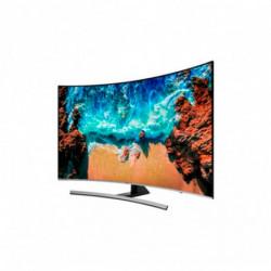 Samsung NU8505 165,1 cm (65) 4K Ultra HD Smart TV Wi-Fi Preto, Prateado