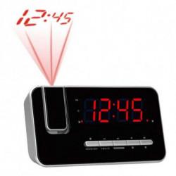 Denver Electronics CRP-618 rádio Relógio Digital Preto 111131000370