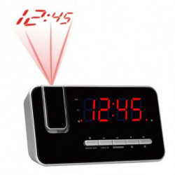 Denver Electronics CRP-618 Radio Uhr Digital Schwarz