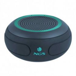 NGS Roller Creek 10 W Altoparlante portatile stereo Menta, Nero, Verde