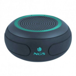 NGS Roller Creek 10 W Stereo portable speaker Mint,Black,Green