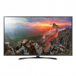 LG 50UK6470PLC TV 127 cm (50) 4K Ultra HD Smart TV Wi-Fi Preto