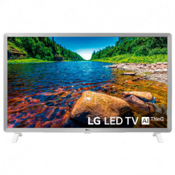 LG 32LK6200PLA TV 81.3 cm (32) Full HD Smart TV Wi-Fi Grey,White