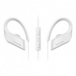 Panasonic Auriculares Bluetooth con Micrófono RP-BTS35E-W Blanco