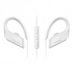 Panasonic Bluetooth Headset with Microphone RP-BTS35E-W White