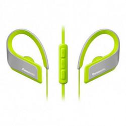 Panasonic Auriculares Bluetooth con Micrófono RP-BTS35E-Y Amarillo
